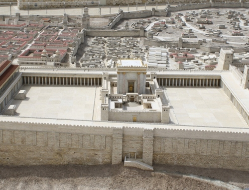 The Temple Mount Movement