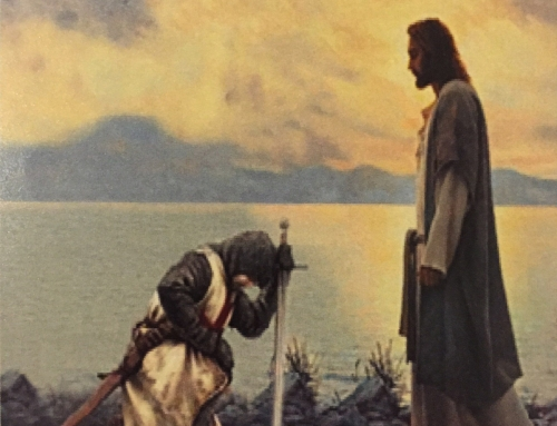 Paul's Exhortation to Timothy as that exhortation applies to disciples today